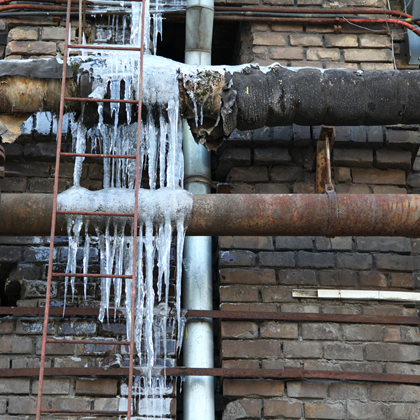 Prevention of Water Pipe Damage After a Long Winter